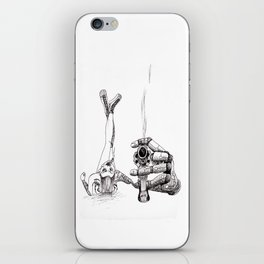 Smoking Gun iPhone Skin
