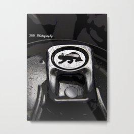 Red Bull Metal Print