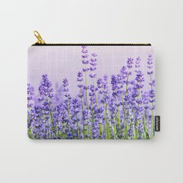 Lavender 15  Carry-All Pouch