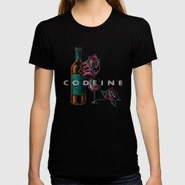 CODEINE - Broken Hearted Wine T-shirt