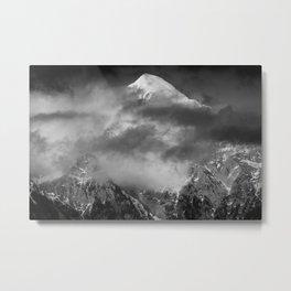 Kamnik Alps Metal Print