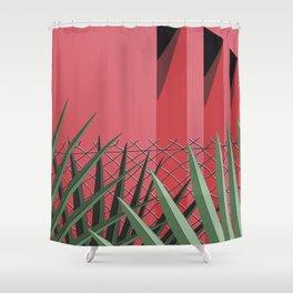 In Tropics Shower Curtain