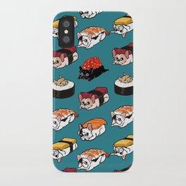 Sushi Frenchie iPhone Case