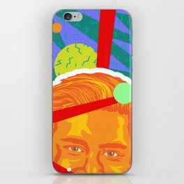 ZACK :: Memphis Design :: Saved By the Bell Series iPhone Skin