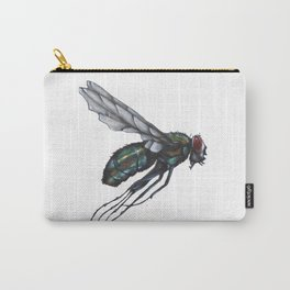 Pretty LIttle Pest I Carry-All Pouch