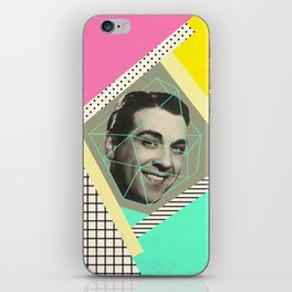 caged man, mariano iPhone Skin