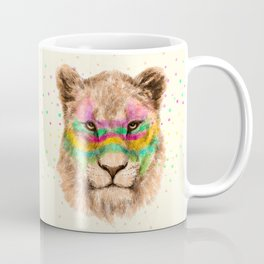 Lioness II Coffee Mug
