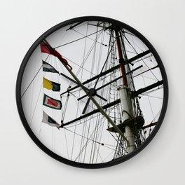 Cutty Sark Wall Clock