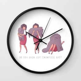 Do You Even? Wall Clock