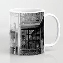 Bradbury Building, Downtown Los Angeles Coffee Mug