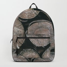 Log Ends Backpack