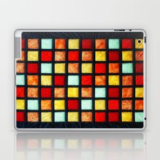 patchwork 001 Laptop & iPad Skin