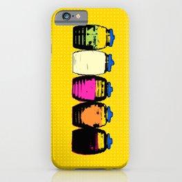 Aguas Frecas iPhone Case