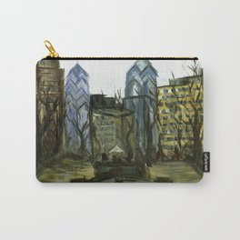 Rittenhouse Square in the Winter Carry-All Pouch