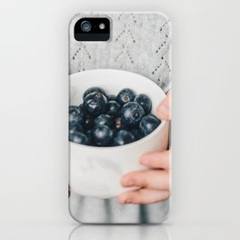 Beautiful Food by Libby Penner iPhone Case