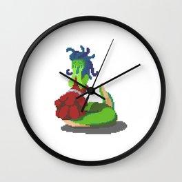 Monster Girl: Gorgon Wall Clock