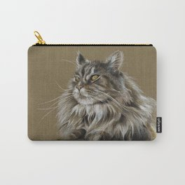 Royal Meowness Carry-All Pouch
