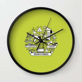 Creation in progress V4 Wall Clock