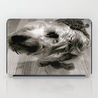 jake iPad Cases featuring Jake by Julia Blanchette