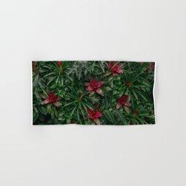 A Wall of Plants Hand & Bath Towel