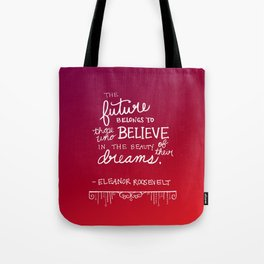 Beauty Of Dreams Tote Bag