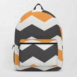 Halloween Chevron Backpack