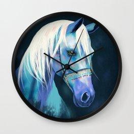Beautiful Arabian Horse Wall Clock