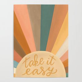 Take It Easy, Sunshine Poster