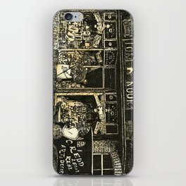 Nook's Grocery and C. Redd's Mobile Art Emporium iPhone Skin