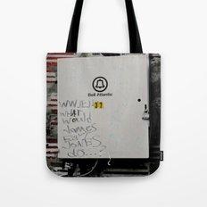 WWJEJD? Tote Bag