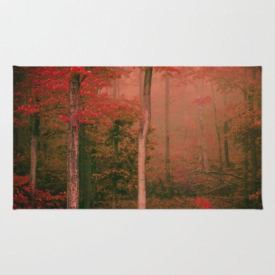 Autumn Fog Rug