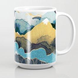 Cloud Peaks Coffee Mug