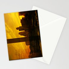 golden minneapolis Stationery Cards