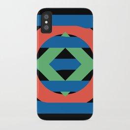 Sha Pes Dos iPhone Case