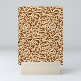Maggots Mini Art Print