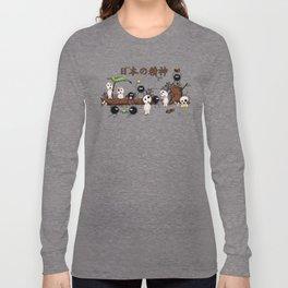 Kodamas & Susuwataris.2 Long Sleeve T-shirt