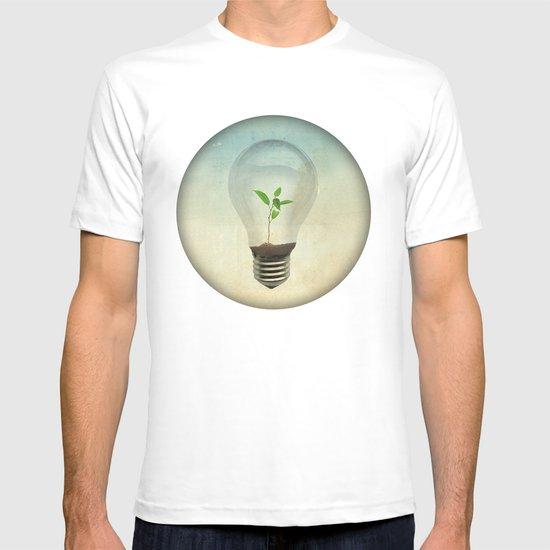 green ideas T-shirt