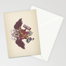 STEP OFF! Stationery Cards
