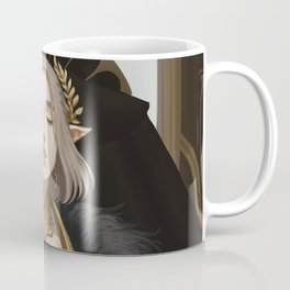 The lovers at the crossroads Coffee Mug