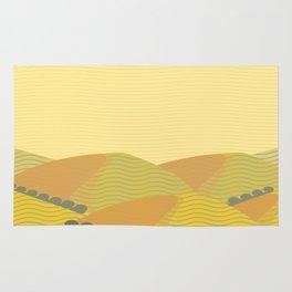California Hills (Horizontal) Rug
