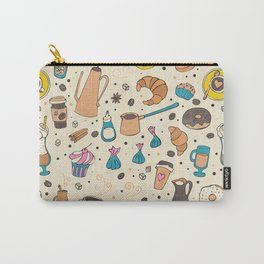 Spicy coffee Carry-All Pouch