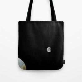 Moons...... Tote Bag