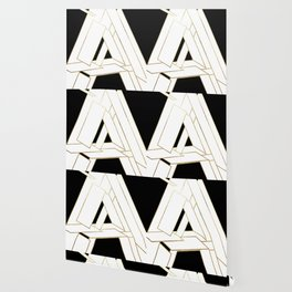 Beautiful Armor Letter A Wallpaper