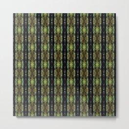 GreenPrism3 Metal Print
