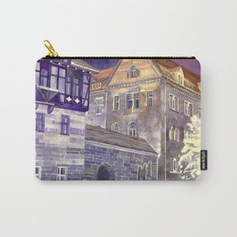 street in Poznan part 1 Carry-All Pouch