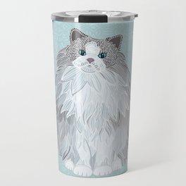 Aurora Ragdoll Travel Mug
