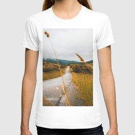 The Roadside Path (Color) T-shirt