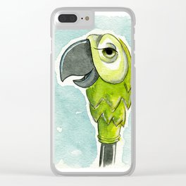 Just a Spoonful of Awesome Clear iPhone Case