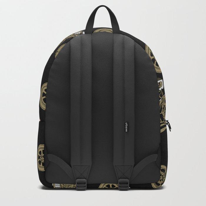 Let's Ride Backpack