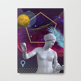 Ancient Gods and Planets: Venus Metal Print
